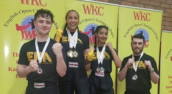 January WKC Tournament | World Kickboxing Council | Open National Championships 2019