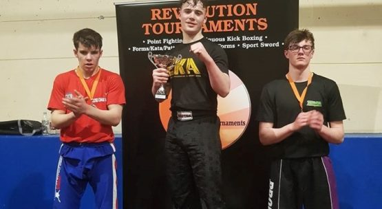 February's Revolution Tournaments - 2019 English Championships - Worksop