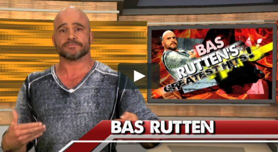​ Great Martial Artists: Bas Rutten