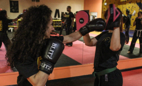 What is Freestyle Kickboxing?