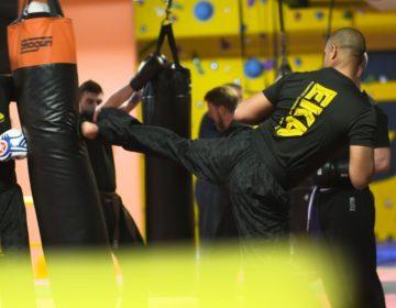 Kickboxing Leeds