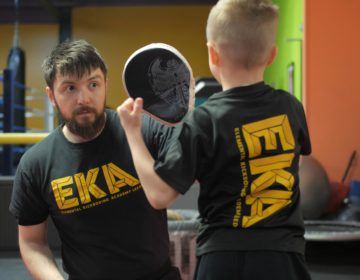 Children's Kickboxing Classes Leeds