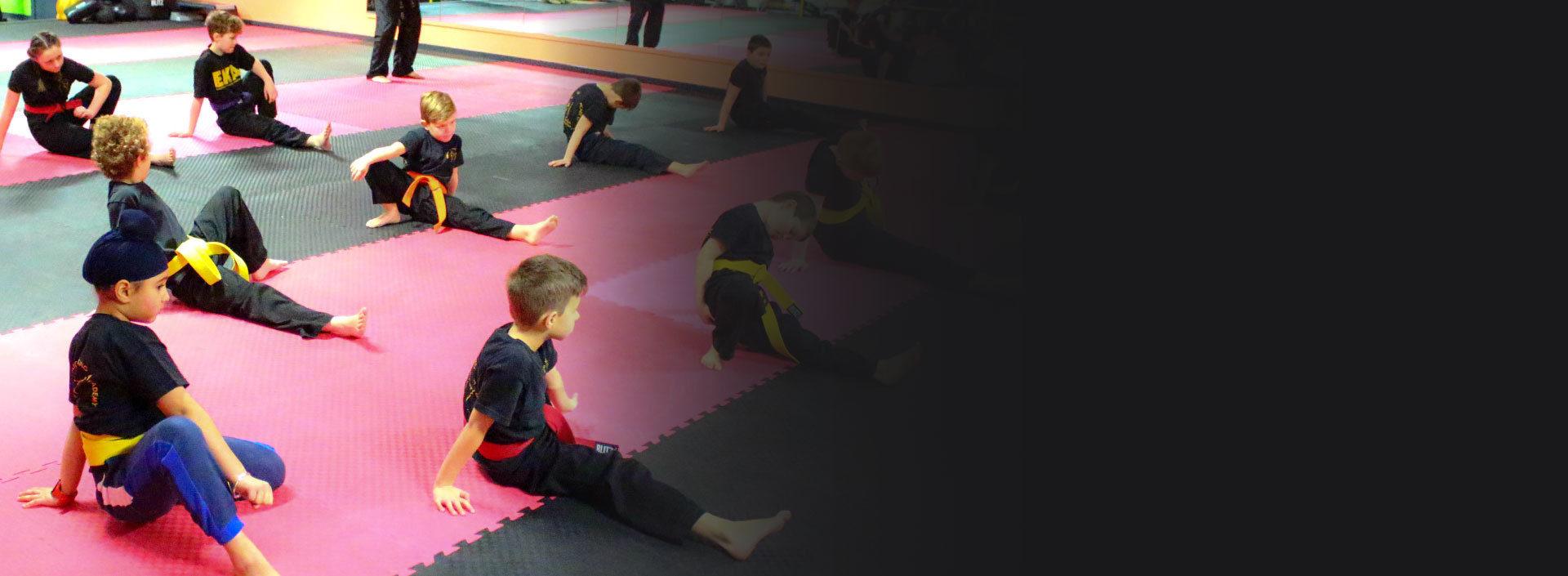 Elemental Kickboxing Academy